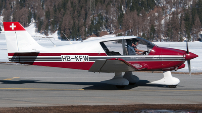 A picture of HBKFW - Robin DR400/140B - [2535] - © PAUL LINK