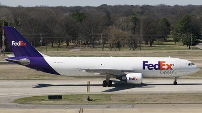 N677FE - Airbus A300B4-622R(F) - FedEx