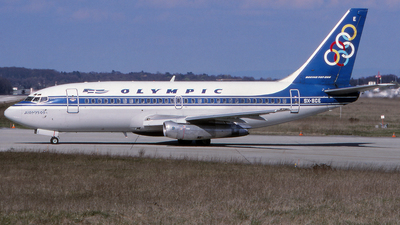 SX-BCE - Boeing 737-284(Adv) - Olympic Airways