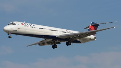 N967DL - McDonnell Douglas MD-88 - Delta Air Lines