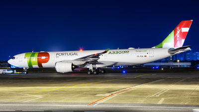 CS-TUA - Airbus A330-941 - TAP Air Portugal