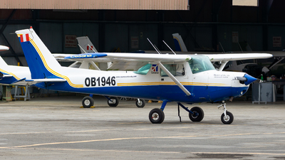 OB-1946 - Cessna 152 - Escuela de Pilotos - Master Of The Sky