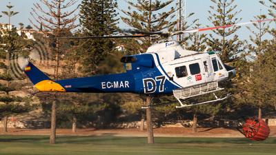 EC-MAR - Bell 412 - Faasa Aviación