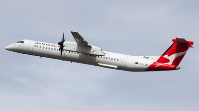 VH-LQD - Bombardier Dash 8-Q402 - QantasLink (Sunstate Airlines)