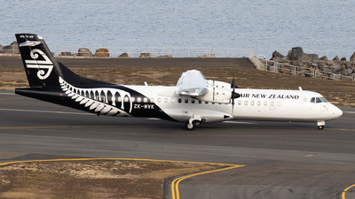 ZK-MVK - ATR 72-212A(600) - Air New Zealand