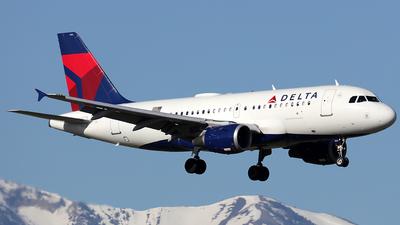 N321NB - Airbus A319-114 - Delta Air Lines
