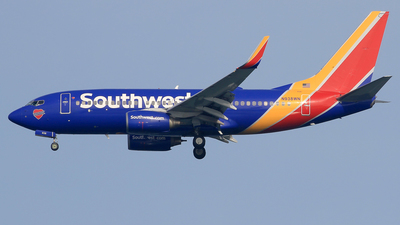 N938WN - Boeing 737-7H4 - Southwest Airlines
