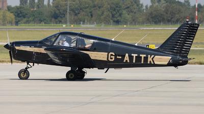 A picture of GATTK - Piper PA28140 - [2821959] - © David Oates