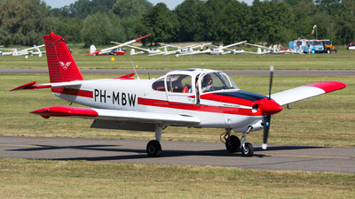 PH-MBW - Fuji FA-200-160 Aero Subaru - Special Air Services
