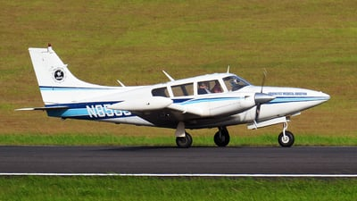 N8585Y - Piper PA-30-160 Twin Comanche B - Philippine Adventist Medical Aviation Services (PAMAS)