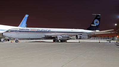 EP-SHV - Boeing 707-3J9C - Saha Air