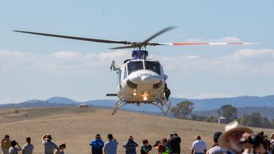 VH-PQZ - Bell 412EPI - Australia - New South Wales Police