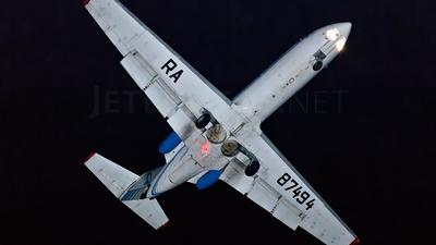 RA-87494 - Yakovlev Yak-40 - Ak Bars Aero