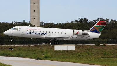 ZS-NME - Bombardier CRJ-200ER - SA Express