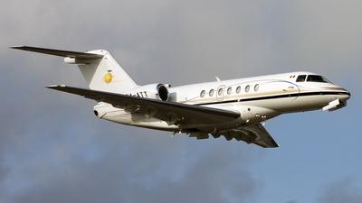 XA-ATT - Hawker Beechcraft 4000 - Private
