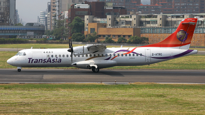 2-ATRC - ATR 72-212A(600) - TransAsia Airways