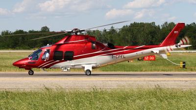 I-CPFL - Agusta-Westland AW-109SP GrandNew - Private