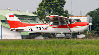 PK-IFD - Cessna 172P Skyhawk - Indonesia Flying Club