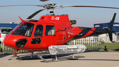 CC-AOM - Airbus Helicopters H125 - Private