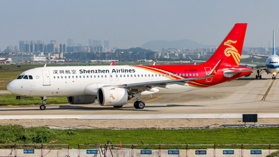 B-309P - Airbus A320-271N - Shenzhen Airlines