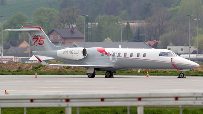 N446LJ - Bombardier Learjet 45XR - Global Flight