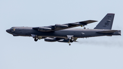 60-0003 - Boeing B-52H Stratofortress - United States - US Air Force (USAF)