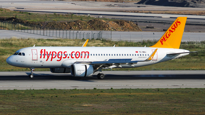 A picture of TCNBJ - Airbus A320251N - Pegasus Airlines - © Harun Arda