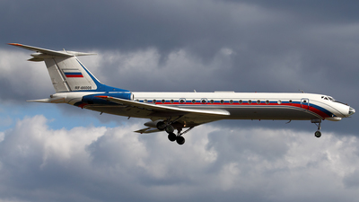 RF-66008 - Tupolev Tu-134AK - Russia - Air Force