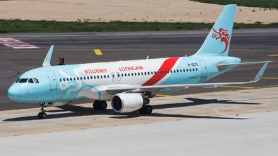 B-1675 - Airbus A320-214 - Loong Air