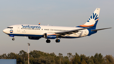 TC-SPD - Boeing 737-8AS - SunExpress