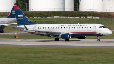 N132HQ - Embraer 170-200LR - US Airways Express (Republic Airlines)