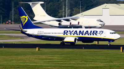 A picture of SPRKD - Boeing 7378AS - Ryanair - © C. v. Grinsven