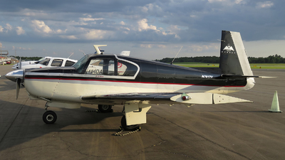 N7817V - Mooney M20C - Private