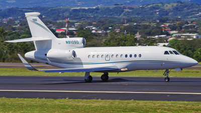 N910SD - Dassault Falcon 900B - Executive Jet Management