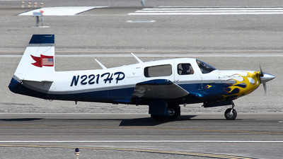 N221HP - Mooney M20F - Private