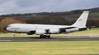 59-1523 - Boeing KC-135T Stratotanker - United States - US Air Force (USAF)