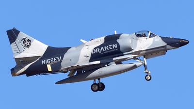 N162EM - Douglas A-4N Skyhawk - Draken International