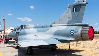 509 - Dassault Mirage 2000-5BG - Greece - Air Force