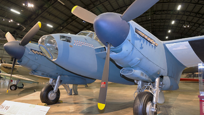 NS519 - De Havilland Mosquito NF.II - United States - US Army Air Force (USAAF)
