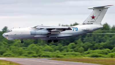 RF-94282 - Ilyushin IL-78M Midas - Russia - Air Force