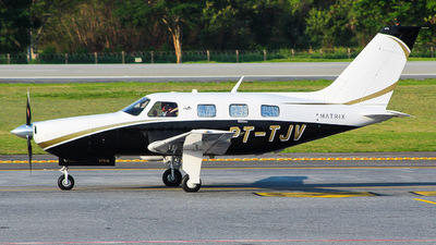 PT-TJV - Piper PA-46R-350T Matrix - Private