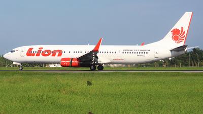 PK-LGJ - Boeing 737-9GPER - Lion Air