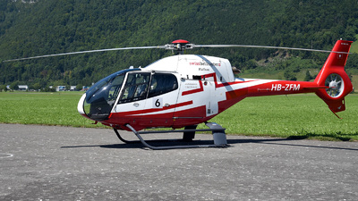 HB-ZFM - Eurocopter EC 120B Colibri - Swiss Helicopter AG