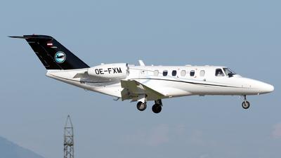 A picture of OEFXM - Cessna 525A CitationJet CJ2+ - [525A0341] - © Davide Mascheroni