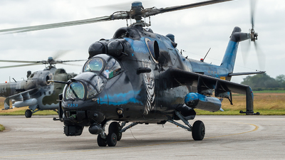 7353 - Mil Mi-24 Hind - Czech Republic - Air Force