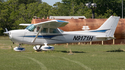 N9171H - Cessna 172M Skyhawk - Private