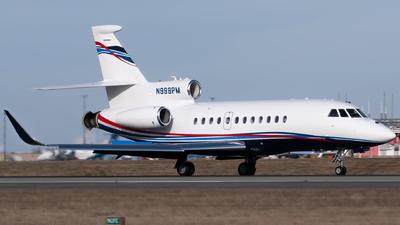 N999PM - Dassault Falcon 900EX - Private