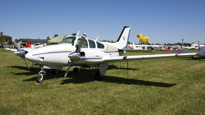 N3PF - Beechcraft 95-A55 Baron - Private