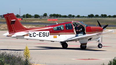 EC-ESU - Beechcraft F33A Bonanza - Private