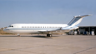 N12CZ - British Aircraft Corporation BAC 1-11 Series 401AK - Private